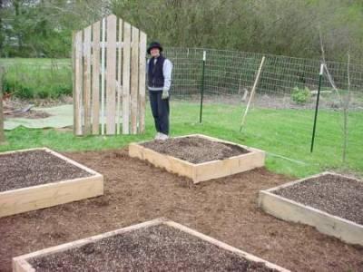 Kitchen Garden Planner  Square Foot Gardening in Raised Beds