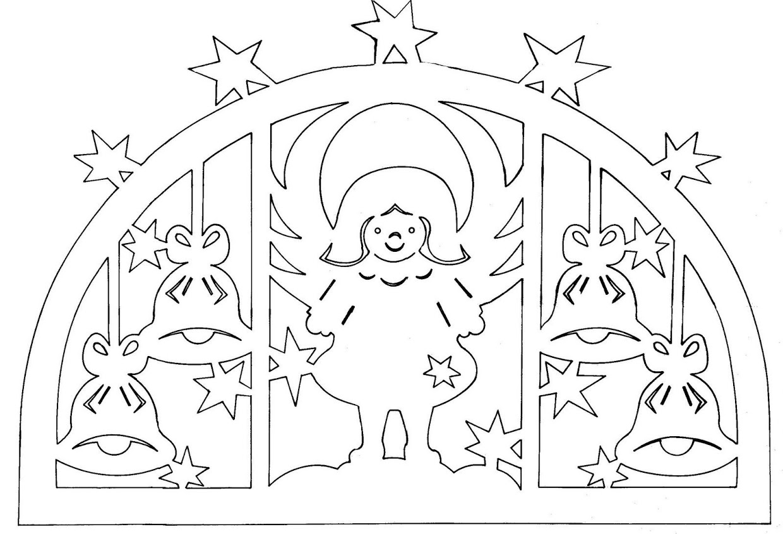 Рисунки на окнах на новый год своими