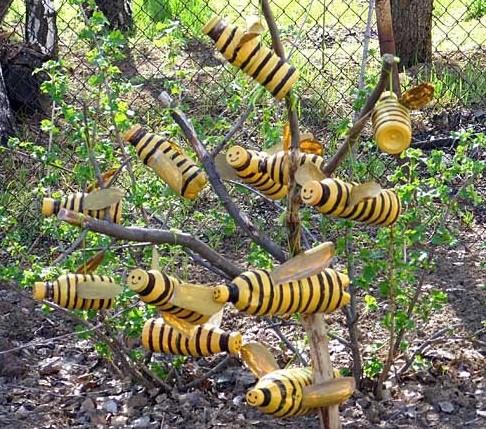 Пчёлка сделать своими руками
