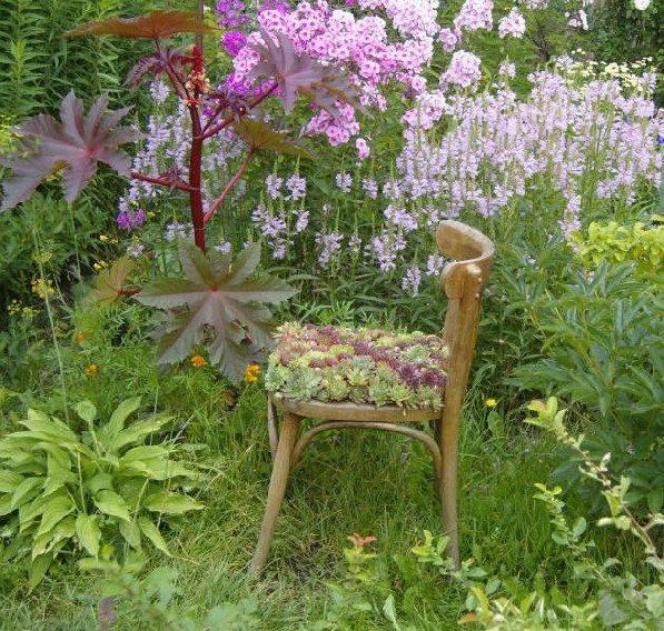 Сада и огорода своими руками из фанеры